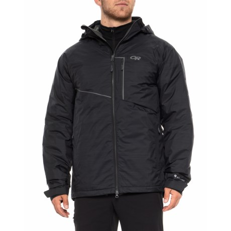 photo: Outdoor Research Men's Stormbound Jacket snowsport jacket