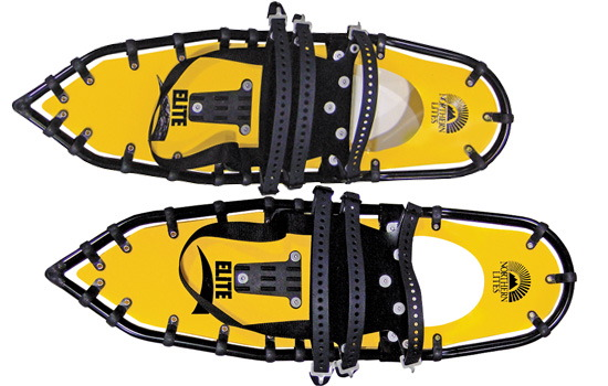 photo: Northern Lites Elite backcountry snowshoe