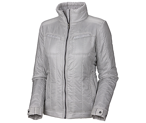 photo: Columbia Tech Trekker Jacket synthetic insulated jacket