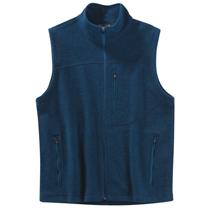 photo: Ibex Scout Vest wool vest