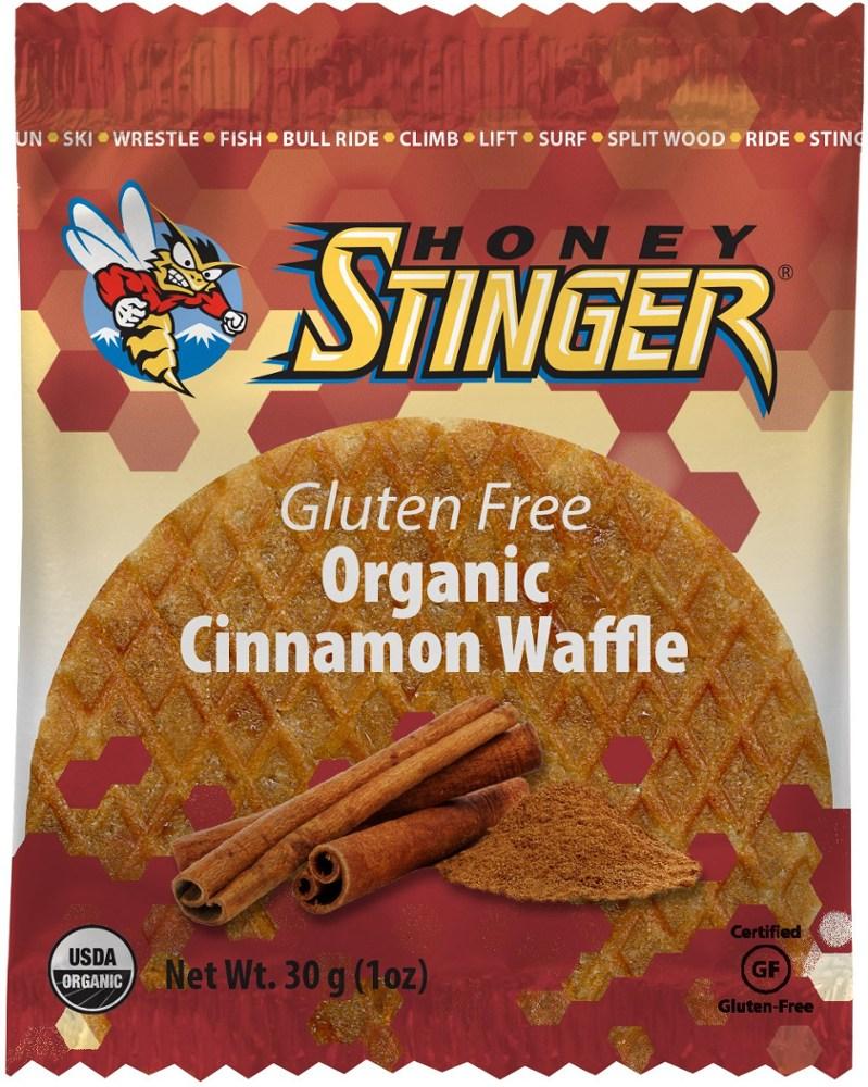Honey Stinger Gluten-Free Organic Waffle