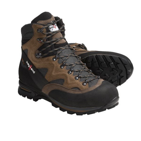 photo: Kayland Contact Dual backpacking boot