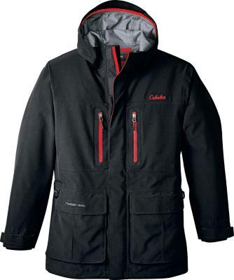 photo: Cabela's Tourney Trail Parka waterproof jacket