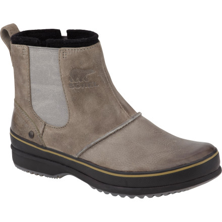 photo: Sorel Ellesmere Boot winter boot