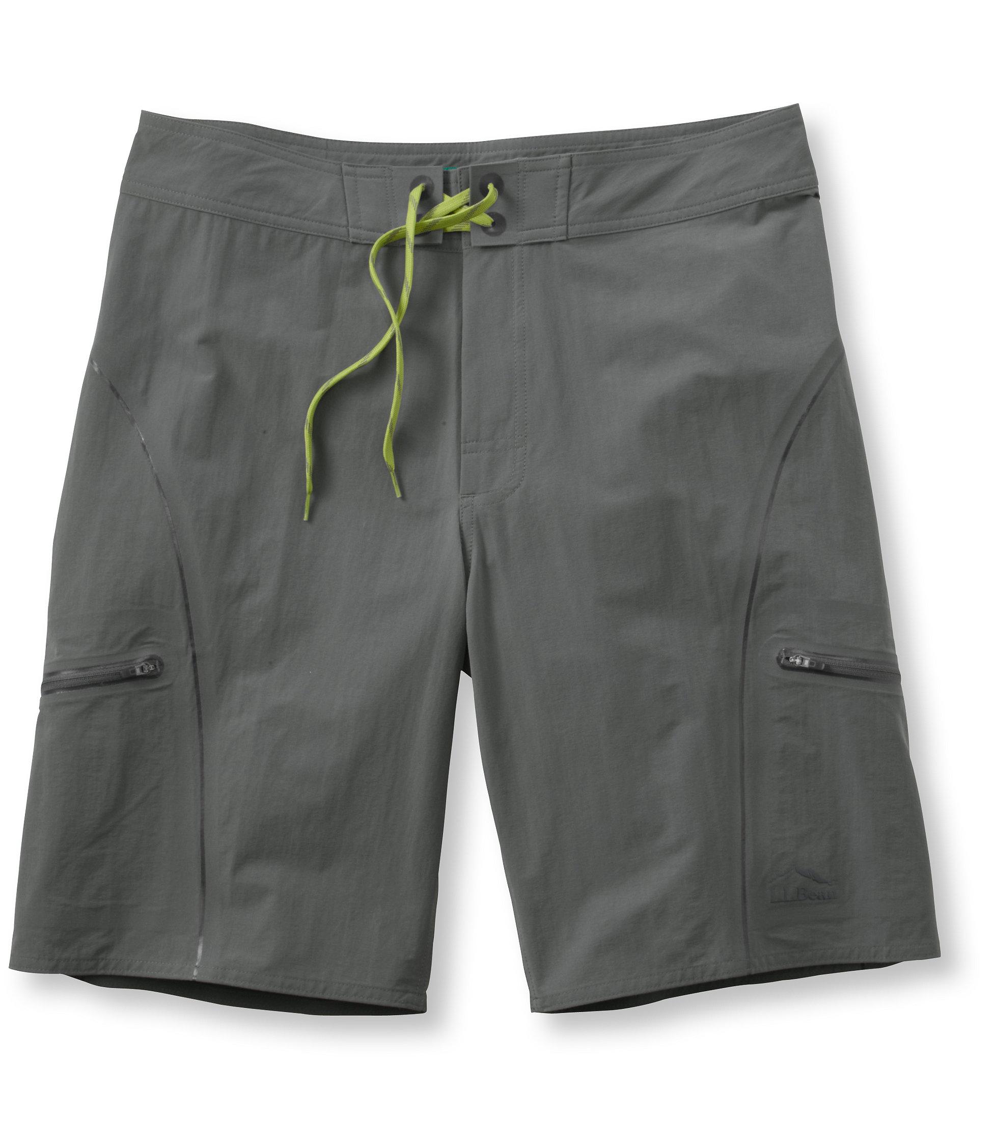 L.L.Bean Sea Sport Board Shorts