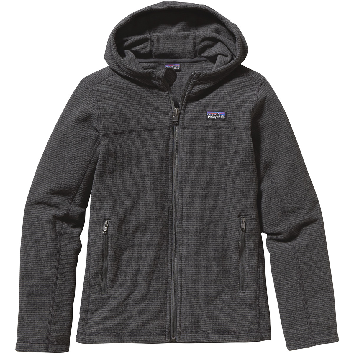 photo: Patagonia Boys' Oakes Hoody fleece jacket