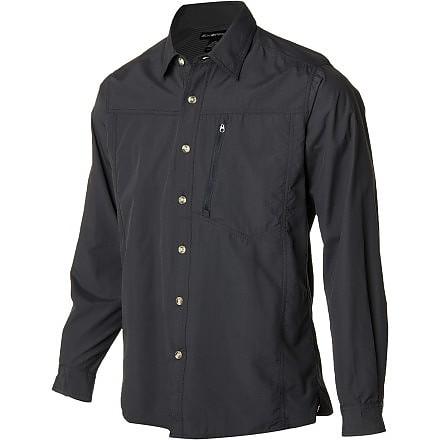 photo: ExOfficio GeoTrek'r Long-Sleeve Shirt hiking shirt