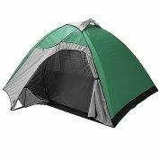 photo of a Bibler three-season tent