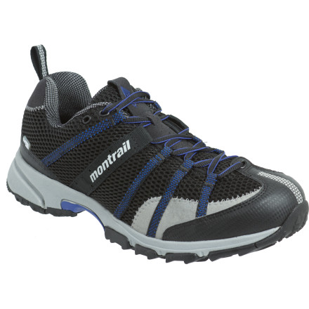 photo: Montrail Men's Mountain Masochist II OutDry trail running shoe
