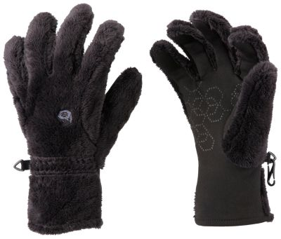 photo: Mountain Hardwear Monkey Glove fleece glove/mitten