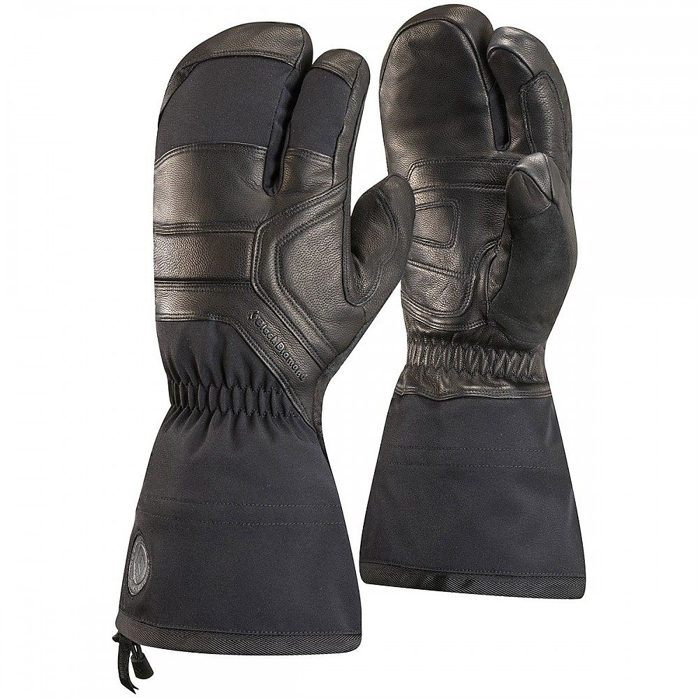 photo: Black Diamond Guide Finger Glove insulated glove/mitten