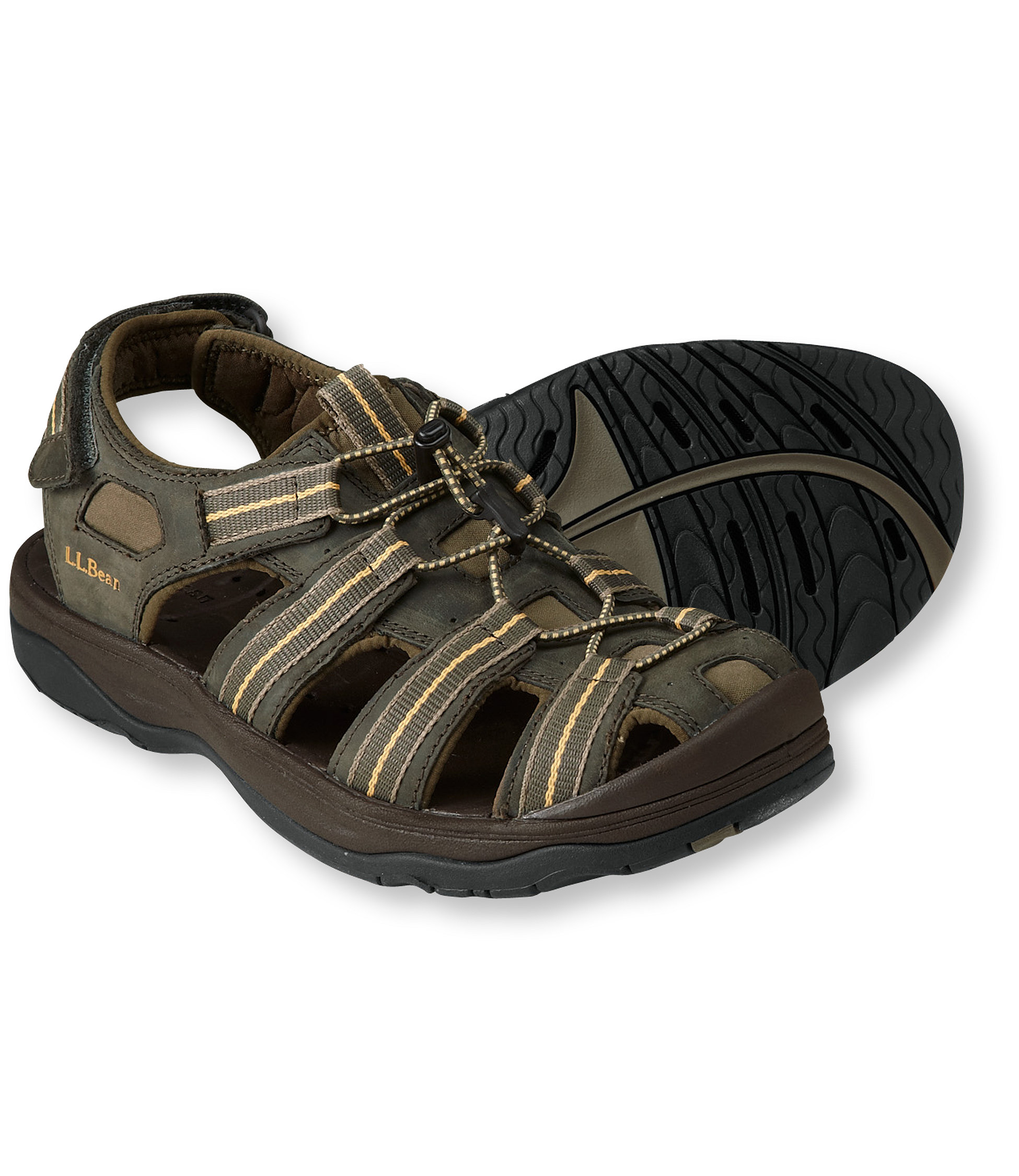 photo: L.L.Bean Explorer Sandals sandal