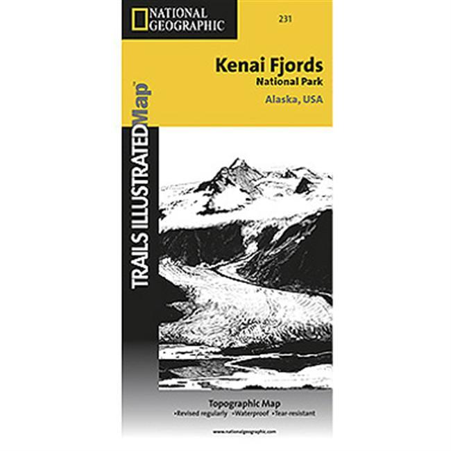 National Geographic Kenai Fjords National Park