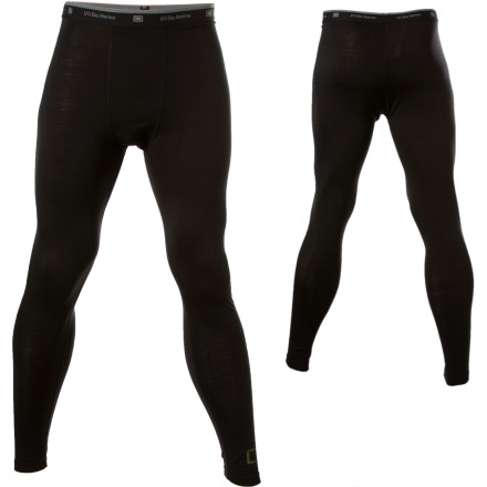 photo: I/O Merino Men's Contact 2 Tight base layer bottom