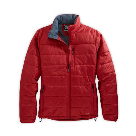 photo: EMS Women's Mercury Jacket synthetic insulated jacket