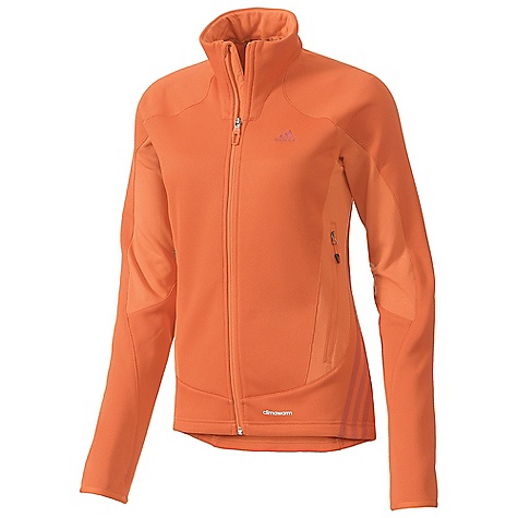 photo: Adidas Women's Terrex Swift Fleece Jacket fleece jacket