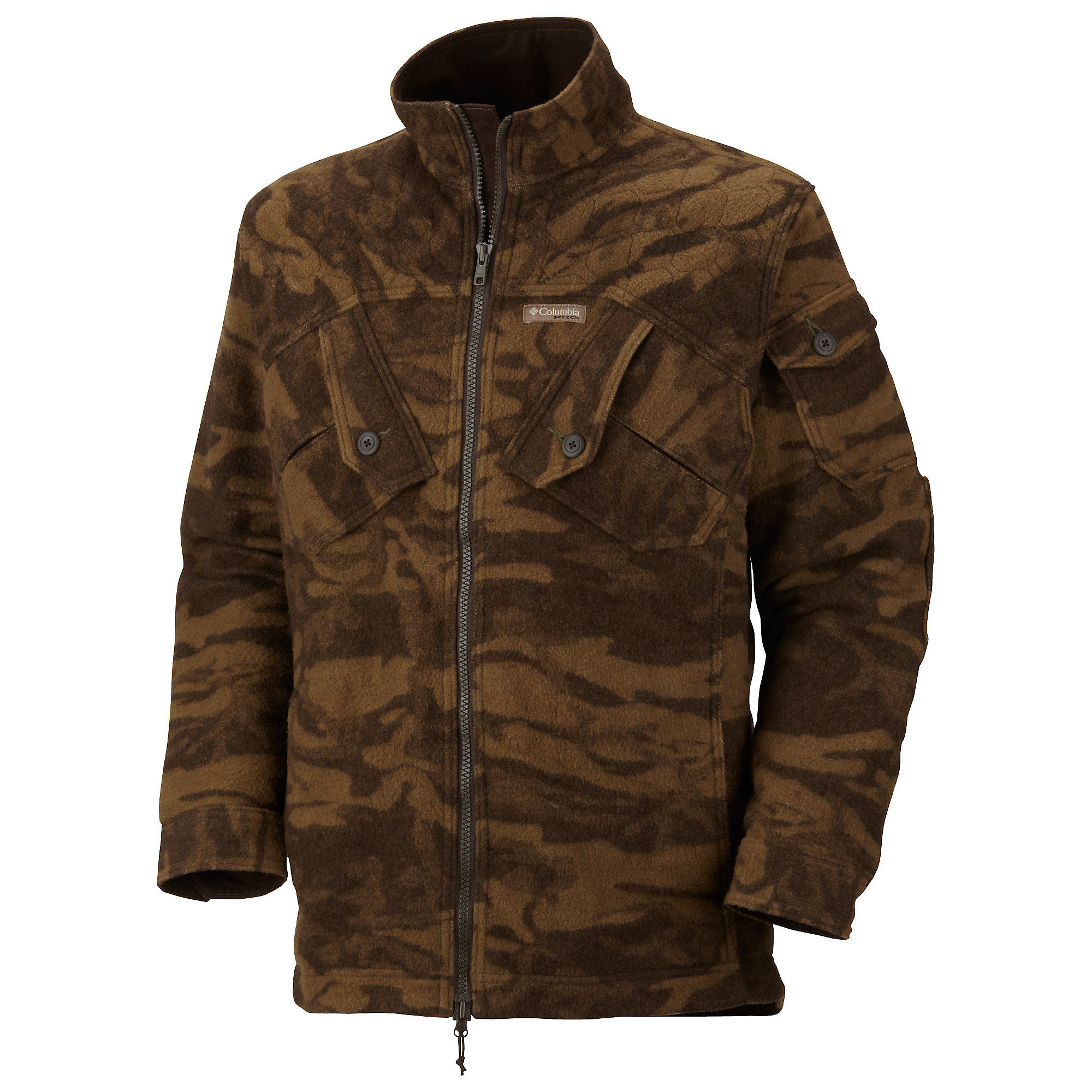 Columbia Expedition Ridge Wool Jacket