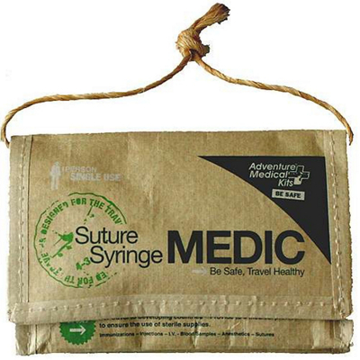 photo: Adventure Medical Kits Suture/Syringe Medic Kit first aid supply