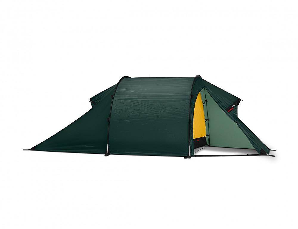 photo: Hilleberg Nammatj 3 four-season tent