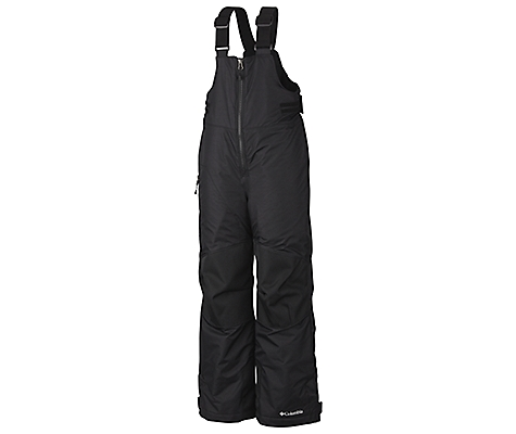 photo: Columbia Glacier Slope Bib synthetic insulated pant