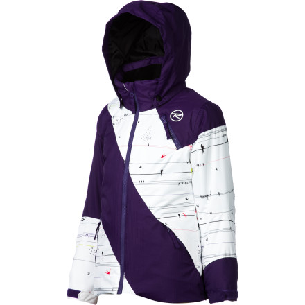 photo: Rossignol Fire PR Jacket snowsport jacket