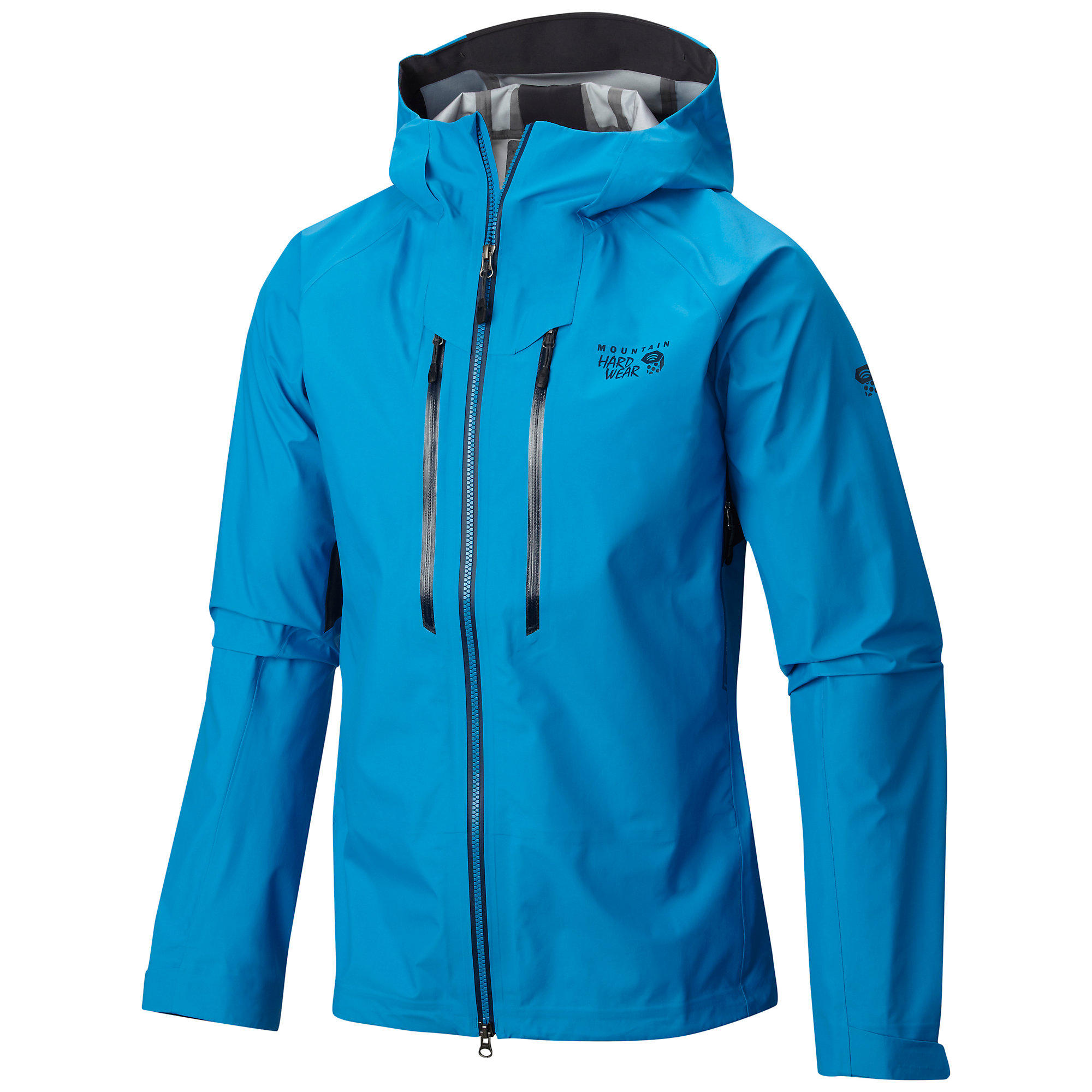 photo: Mountain Hardwear Seraction Jacket waterproof jacket