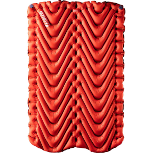 photo: Klymit Insulated Double V air-filled sleeping pad