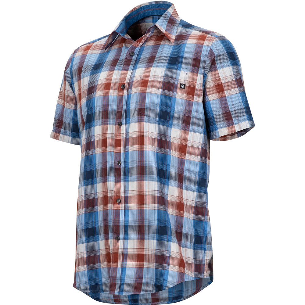 photo: Marmot Notus SS hiking shirt