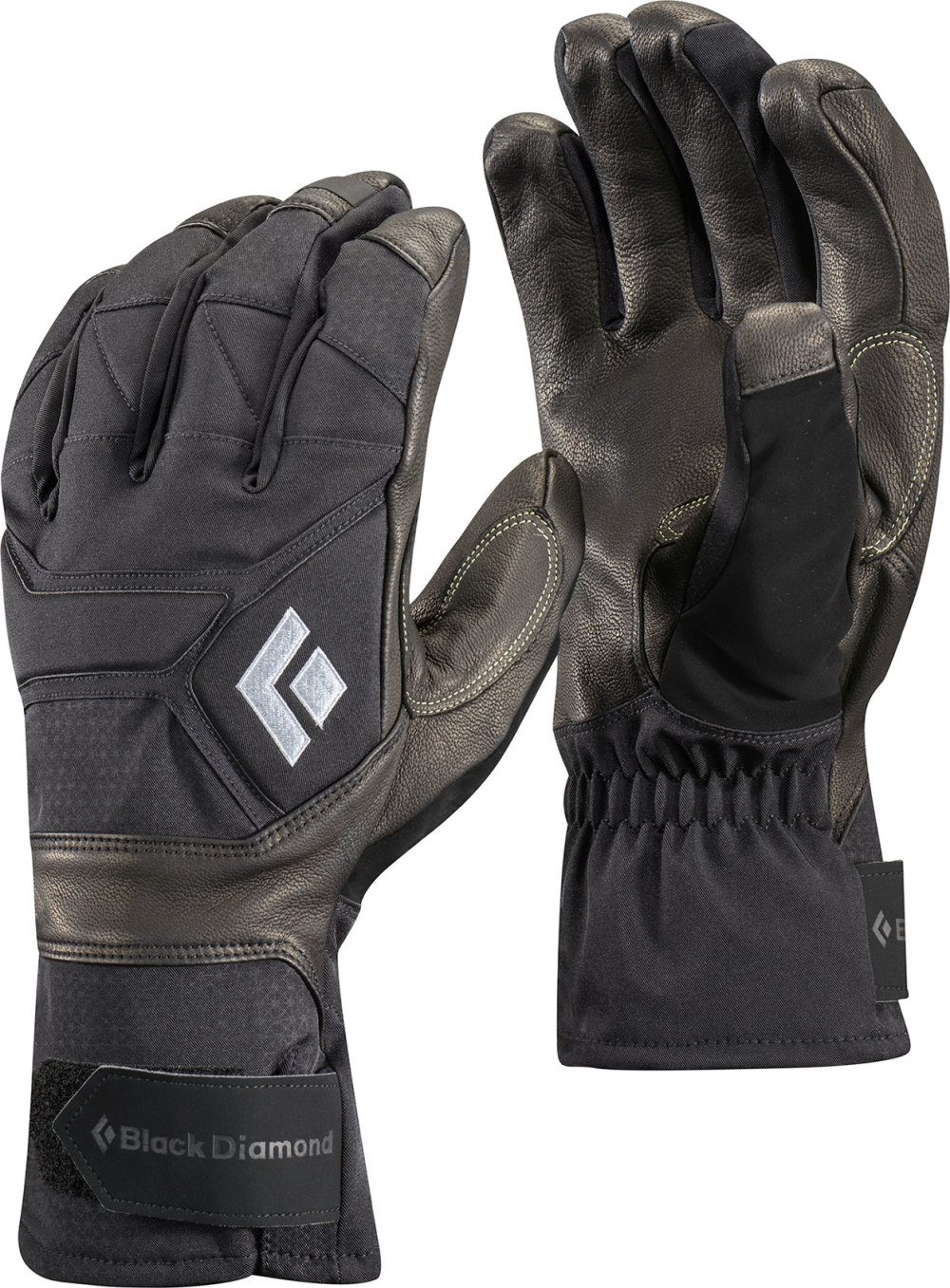 photo: Black Diamond Men's Punisher Gloves insulated glove/mitten