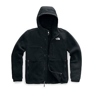 photo: The North Face Men's Denali 2 Hoodie fleece jacket