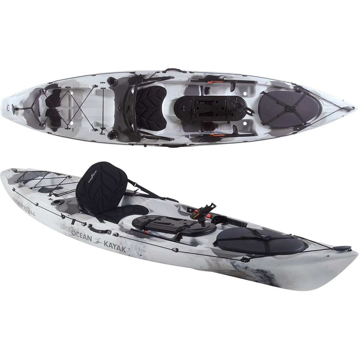 photo: Ocean Kayak Trident 11 Angler sit-on-top kayak