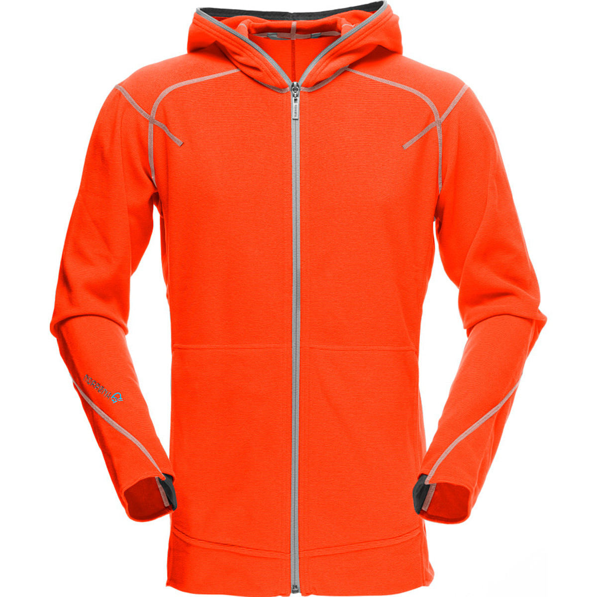 photo: Norrona Women's /29 Warm1 Zip Hoodie fleece jacket