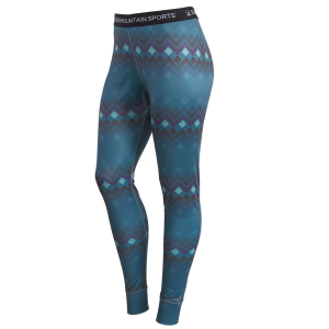 photo: EMS Women's Techwick Lightweight Tights base layer bottom