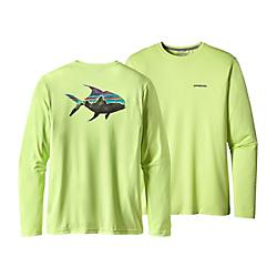 Patagonia Graphic Technical Fish Tee