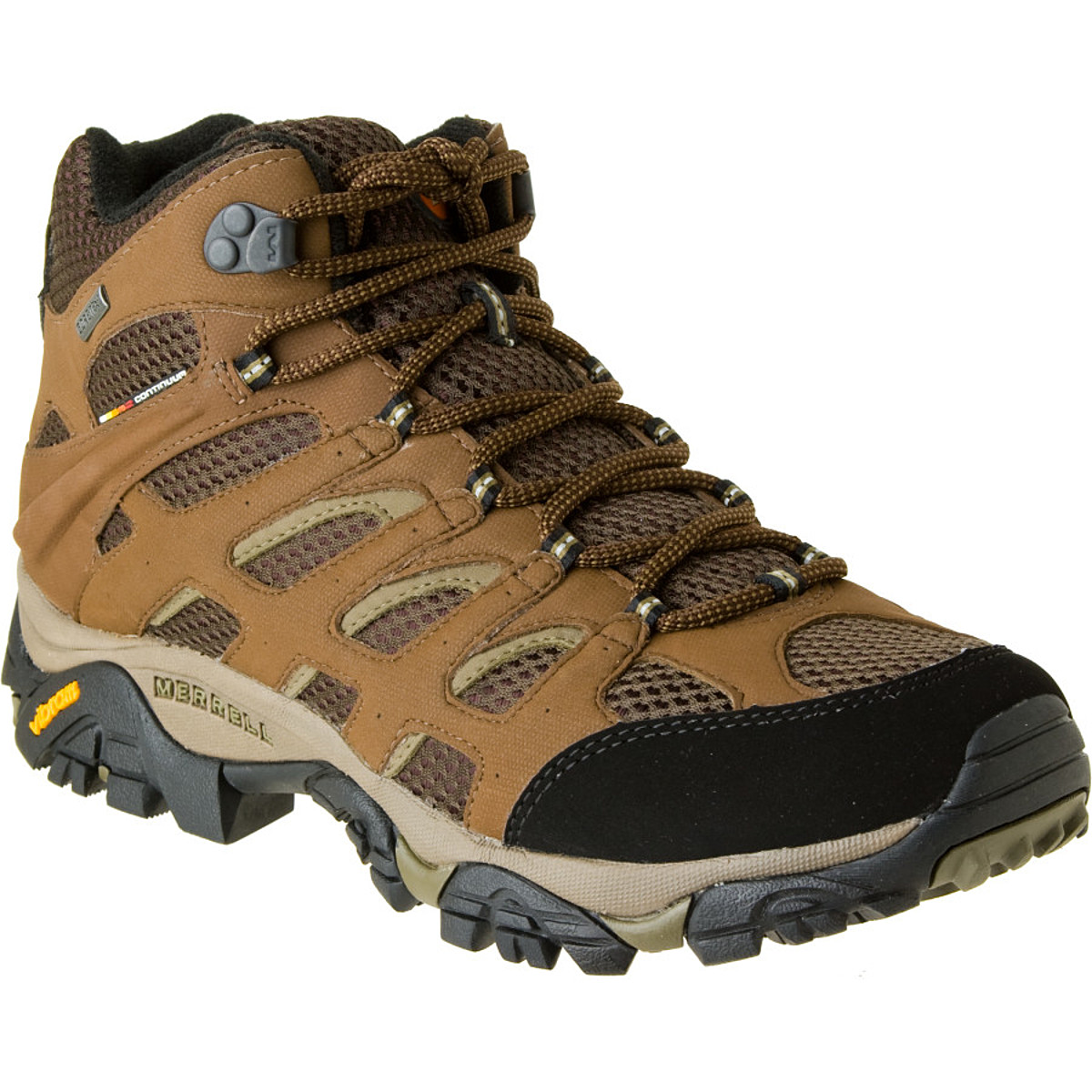 photo: Merrell Men's Moab Mid Gore-Tex hiking boot