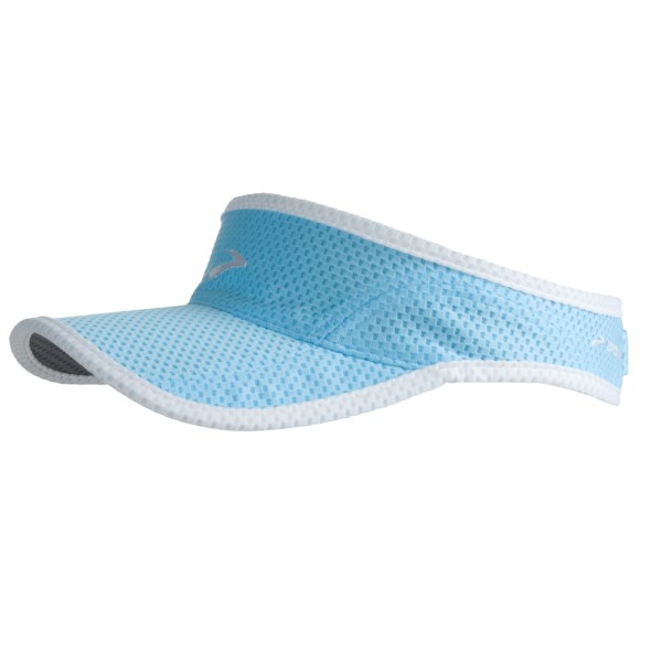 photo: Brooks Sunshield Visor Hat visor