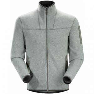 photo: Arc'teryx Covert Cardigan fleece jacket