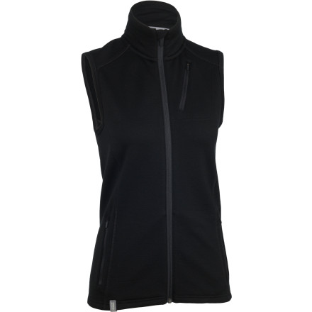 photo: Icebreaker Cascade Vest fleece vest