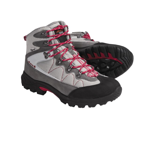 photo: Lafuma Argentera hiking boot
