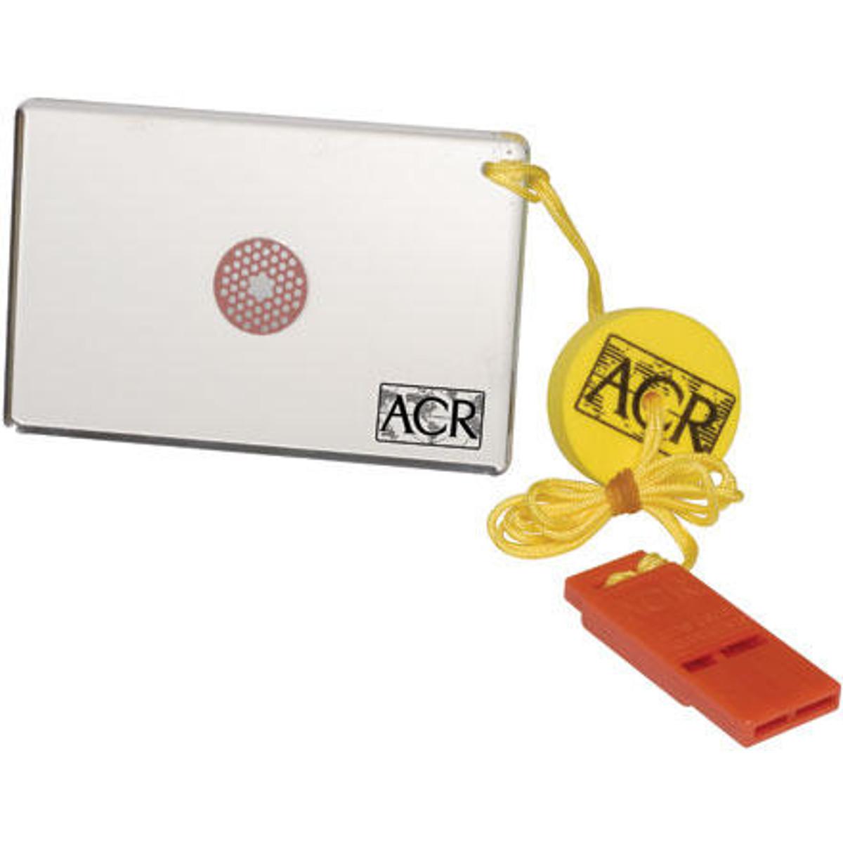 photo: ACR Hot Shot Signal Mirror signal mirror/flag