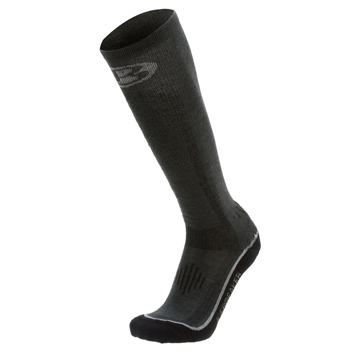photo: Icebreaker Women's Ski Lite Over the Calf Sock snowsport sock