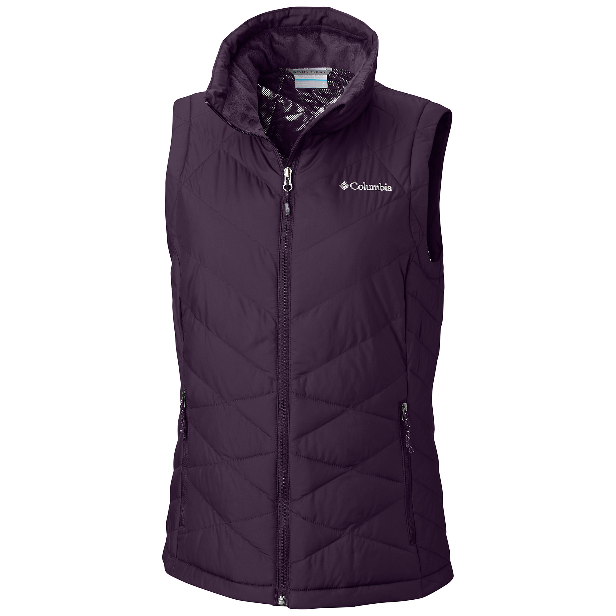 photo: Columbia Heavenly Vest synthetic insulated vest