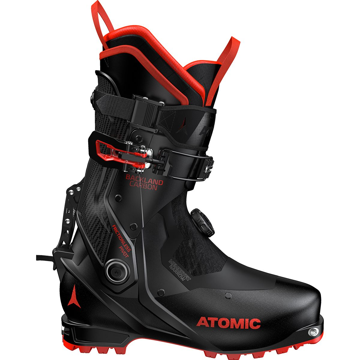 photo: Atomic Backland Carbon Boot alpine touring boot