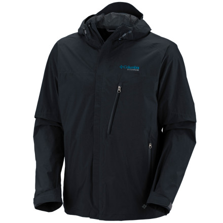 photo: Columbia Tull Creek Jacket waterproof jacket
