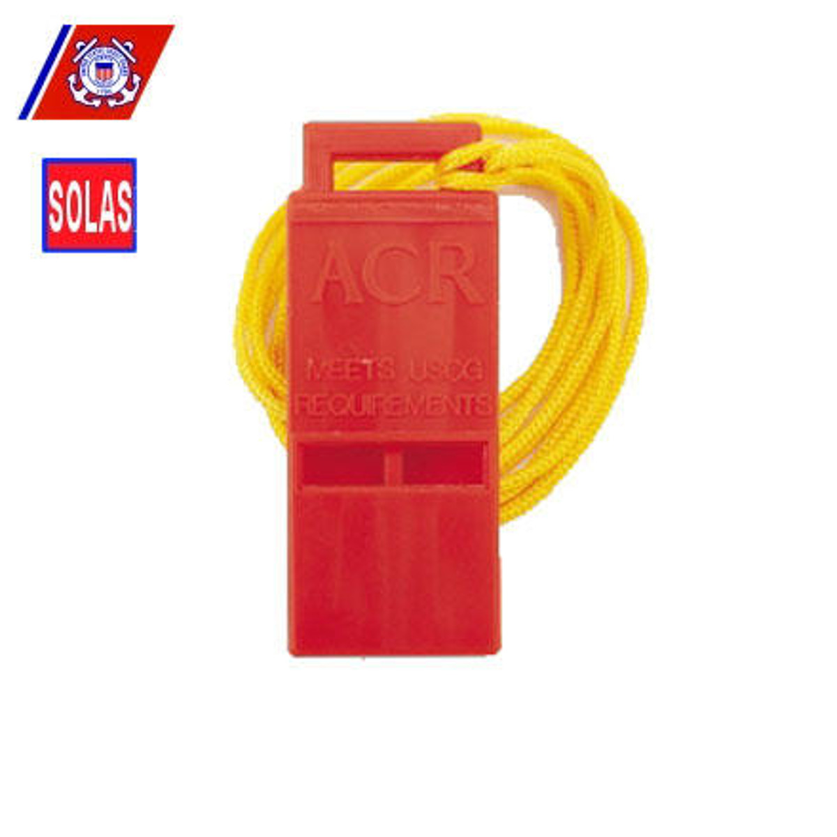 ACR Survival Res-Q Whistle
