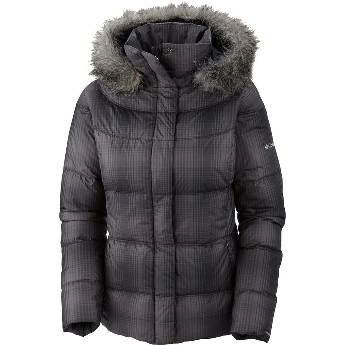 photo: Columbia Mercury Maven II Jacket down insulated jacket