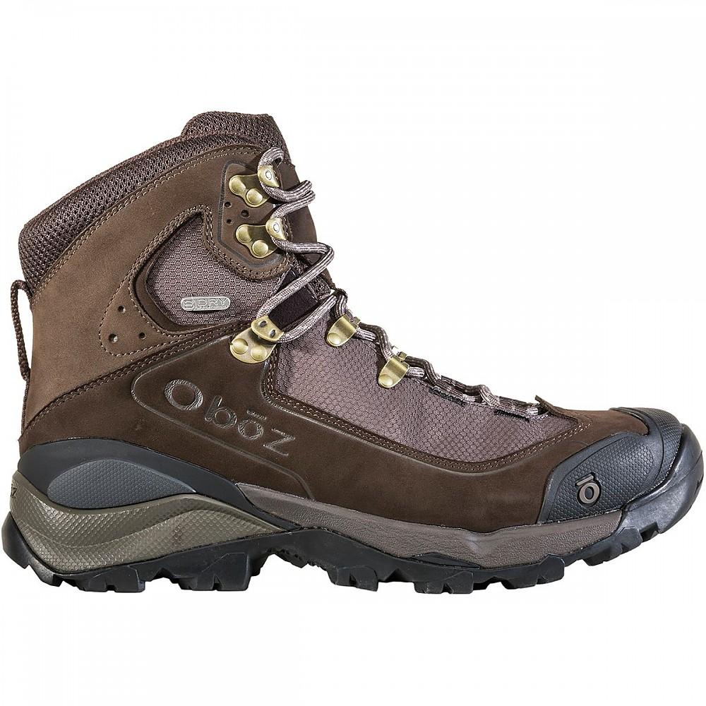 photo: Oboz Wind River III Waterproof hiking boot