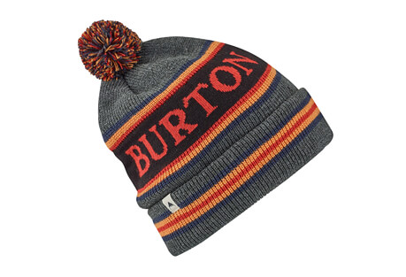 photo: Burton Trope Beanie winter hat
