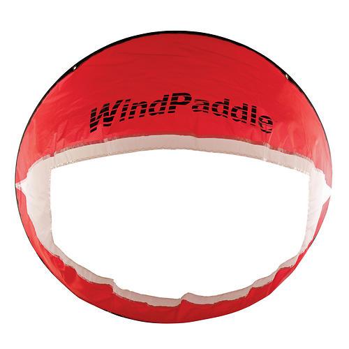 photo: WindPaddle Scout Sail paddling accessory