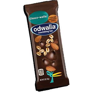photo:   Odwalla Bar bar